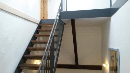 Katzmeier Hausumbau Treppe